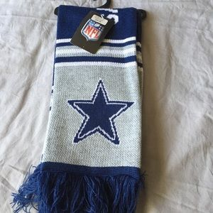 Dallas Cowboys Scarf NWT
